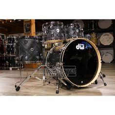 Drum Kits, The Collector, Drums, Chrome, Pure Products, Crystals, Drum Kit, Drum, Crystals Minerals