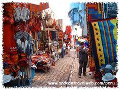 Photos of Pisac Market, Pisac, Sacred Valley, Cusco, Peru