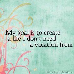 Vision Boards : The life I deserve