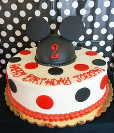 Welcoming Sentiments: Mickey Mouse Birthday Party