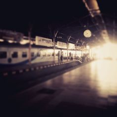 """""""People come and go.. The best will stay #train #jogjakarta #ngayogyakarta"""""""