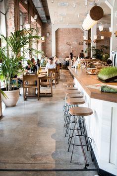 Flex & Kale - perfect for breakfast | Barcelona