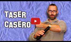 Como fabricarte un taser casero - Tutorial   TVEstudio