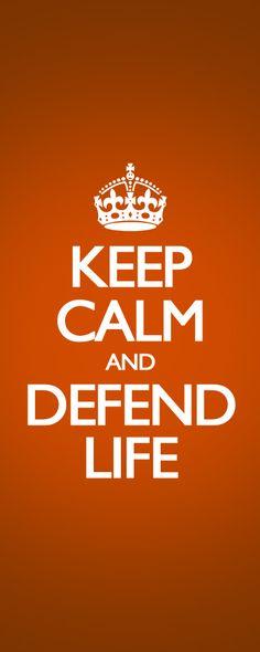 Every life is sacred. Share life. ACLJ.org