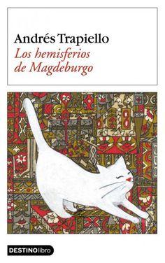 Drawing for Andres Trapiello's 'Los hemisferios de Magdeburgo', published by Destinolibro.