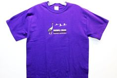 Sandhill Crane Embroidered T-Shirt