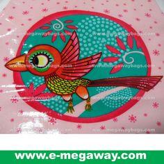 #Glossy #Flash #Wax #Coated #Cotton #Waterproof #Apron #Kids #Children #Girls #Teenager #Drawing #Painting #Writing #Art #Cartoon #Disney #TingaTales #Tinga #Tales #Bird #Kindergarten #Megaway #MegawayBags #CC-1300