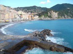 Camogli... Italian Riviera...