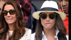 KATE MIDDLETON  FEUDING WITH  MEGHAN MARKLE?