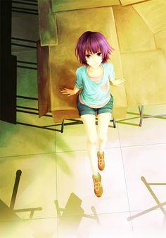 40 Best Senjougahara Hitagi Images Anime Art Art Of Animation