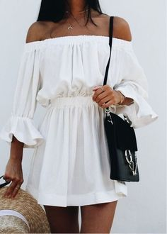 Maillot de bain : mini dresses,white dresses,dresses for girls,casual dresses,party dresses – je p… - sophia. Girls Casual Dresses, Day Dresses, Summer Dresses, Mini Dresses, Casual Outfits, Summer Clothes, Casual Wear, Casual Clothes, Winter Clothes