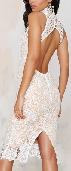 eline lace dress