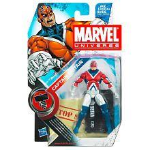 Marvel Universe Action Figure - Captain Britain