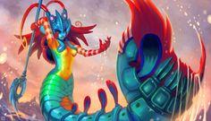 Chillout :: Mantis Shrimp Nami