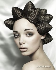 Alexander Turnbull 2012 North Eastern Hairdresser of the Year Finalist - British Hairdressing Awards 2012