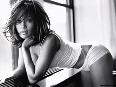 Jennifer Lopez en ropa interior