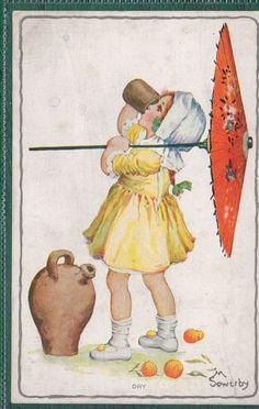 Millicent SOWERBY card. | eBay