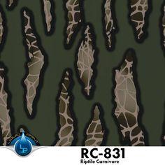 Hydrographics Film Water Transfer Printing Hydro BoneYard NonTypical RC-601-FILM