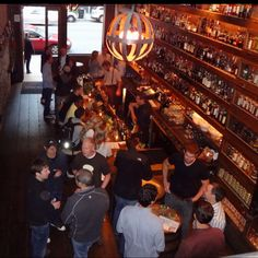 Rickhouse bar in SF. Awesome.