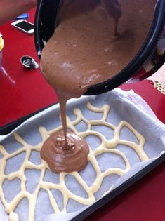 Cake Decorating Techniques, Cake Decorating Tips, Baking Recipes, Cake Recipes, Dessert Recipes, Cute Desserts, Chocolate Desserts, Chocolate Chips, Chocolate Cake