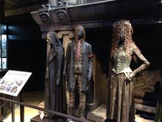 Death eaters? Harry Potter Studios, Death