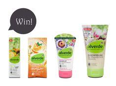 Give-Away! Gewinnt vegane Naturkosmetik von alverde! Nachdem das letzte Give-Away mit alverde Produkten so gut bei euch...