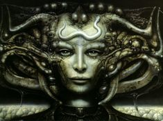 H. R. Giger | Giger | Narrative In Art