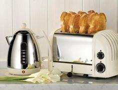 Dualit kettle & toaster combo
