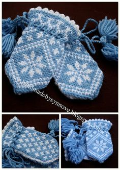 Crochet Baby Mittens Traditional child mitten, too cute! Baby Hat And Mittens, Crochet Baby Mittens, Knitted Mittens Pattern, Crochet Baby Blanket Beginner, Knit Mittens, Baby Knitting Patterns, Brei Baby, Diy Knitting Projects, Bernat Baby Yarn