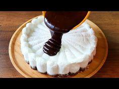 YOK YOK YOK BÖYLE BİR LEZZET YOK😍YÜZLERCE KEZ DENENDİ ÇOK SEVİLDİ BU TARİFİM ✌ - YouTube Food Cakes, Chocolate Fondue, Camembert Cheese, Tart, Cake Recipes, Pudding, Desserts, Islam, Bakken