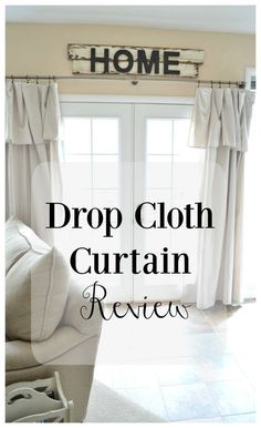 One of the questions I get a lot over on Instagram is about our curtains in the basement and master bedroom. Everyone wants to know where I found them and I'm always happy to write back and share that these are simple drop cloth curtains! I was actually inspired by the legendary Liz Marie and this...Continue Reading