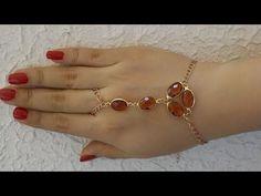 Delicada Pulsera de Perlas y Mostacillas...Clase# 63 - YouTube