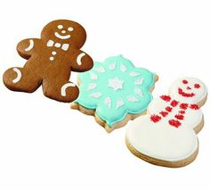 Christmas Cookie Cutter and Stencil Set 3 Piece Christmas Cookie Cutters, Christmas Cookies, Christmas Gifts For Women, Gingerbread Cookies, 3 Piece, Stencils, Desserts, Crafts, Food