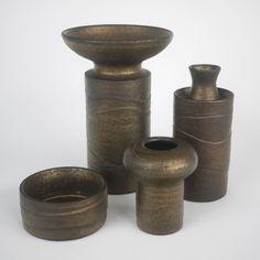 MCM Mobach Pottery Set Joke Stroes Piet Knepper Design Utrecht Holland Dutch Mod | eBay