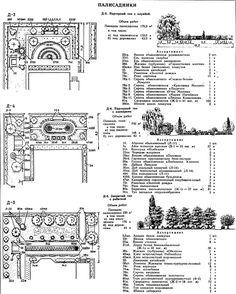 Палисадники для города