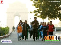 Hockey Coach, Women's Hockey, Chak De India, Kabir Khan, Shahrukh Khan, Bollywood, Movies, Films, Album