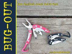 Bug Out EDC Multi Tool  #promo #promotionalproduct #swag #logo #marketing #tradeshow #b2b #edctools #edc #survivalgear  #survival #tacticalgear