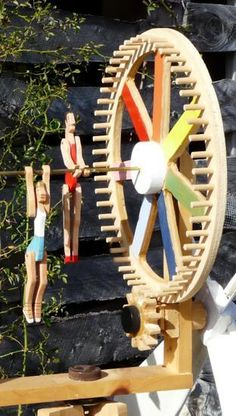 wood craft ideas for kids and adults