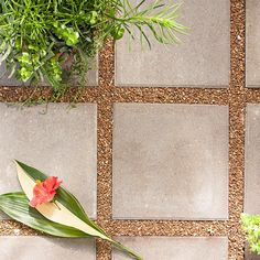 Inexpensive 16-in x 16-in patio stones surrounded by pea gravel form a low-maintenance patio. Dig out and level the base, then place the stones and gravel. With basic tools and beginner skills, a small patio can be completed in one or two weekends. It's a practical no-water alternative to a lawn too....