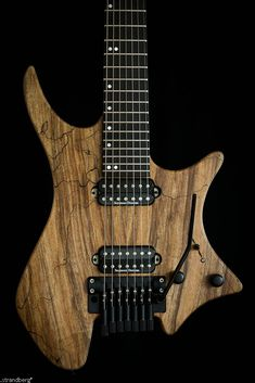 Strandberg 7 string guitar