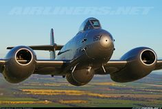 Gloster Meteor F8 aircraft picture