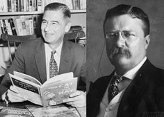 Given some of his outlandish characters, you might not peg Dr. Seuss as the quiet type. But by most accounts, the beloved author was a shy, soft-spoken person who hated addressing large groups. Who gets the blame for his stage fright? Theodore Roosevelt and the Boy Scouts of America. (Click to read the story here)