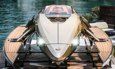 kormaran K7 luxury personal watercraft designboom