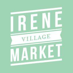 Irene Village Market Pastel Mint, My True Love, Graphic Design Inspiration, Marketing, Logos, Irene, South Africa, Art Ideas, Packaging