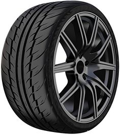 Federal 595 Evo Performance Radial Tire  23535R19 91Y -- Continue to the product at the image link. (This is an affiliate link) #CarWheels