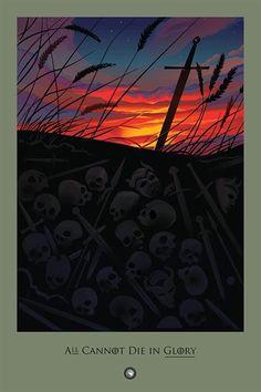'Kill the Boy' (5x05) Víctimas: Varios de los Hijos de la Arpía que mató Gusano Gris y Ser Barristan en el 5x04.