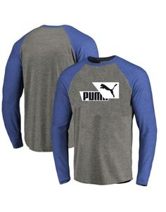 Puma T-Shirts For Men #607159 Design T Shirt, Shirt Designs, Puma Kids Shoes, Fashion Wear, Mens Fashion, Shirt Tucked In, Order T Shirts, Collar Styles, Athletic Outfits