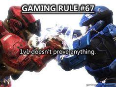 GAMING RULE #67 - Louis Gaming