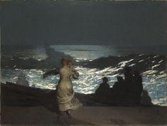 Nuit d'été, 1890 - Winslow Homer