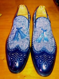 Shoes Of The Week – Ivan Crivellaro Loafers – The Shoe Snob Blog